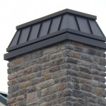 Dark Bronze - Chimney Cap