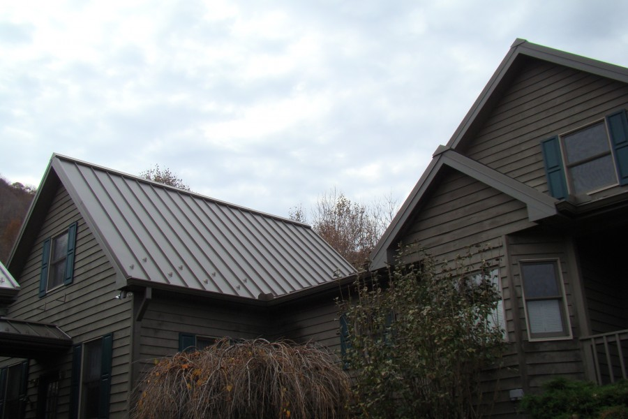 Metal Roofing Knoxville Tn Standing Seam Metal Roofing