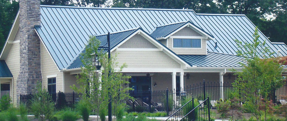 Norman Sheet Metal Amp Roofing Metal Roofing